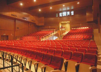 Butacas para teatros y auditorios