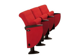Butacas para teatros y cines