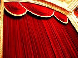 Telón para teatro