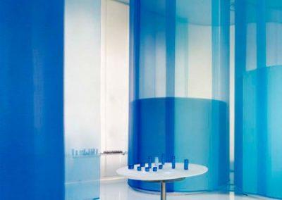 Visillos y cortinas para hoteles
